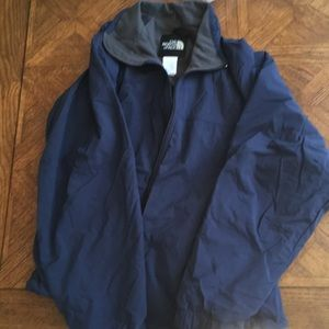 North Face light wind jacket